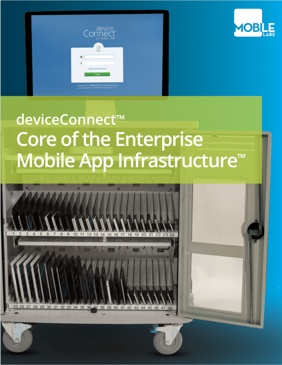 Core of the Mobile App Infrastructure