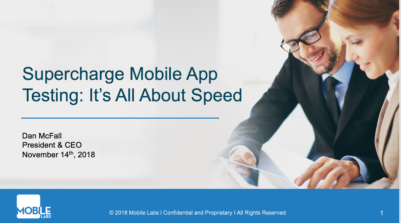 Supercharge Your Mobile App Testing