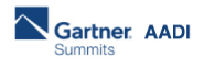 Gartner Summits AADI