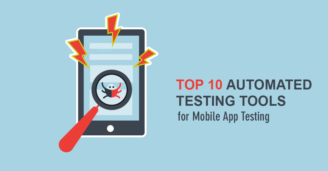 mobile automation testing tools